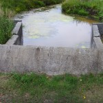 Бетонная плотина 2