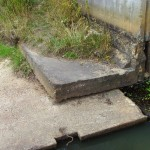 Бетонная плотина 8