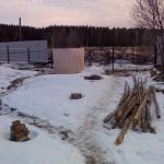 Строительство стационарного забора 34
