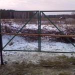 Строительство стационарного забора 35
