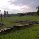 Строительство стационарного забора 7