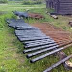 Строительство стационарного забора 8