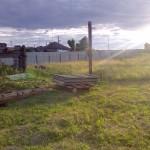 Строительство стационарного забора 9