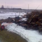 Заготовка дров 6