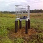Поливочная система автомат 9