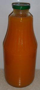 Томатный сок жёлтый