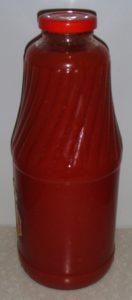 Томатный сок красный