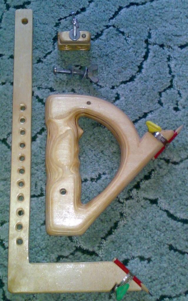 Как сделать плотницкую черту