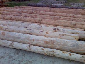 Как ошкурить лес