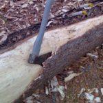 Как ошкурить лес 8