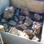 Фундамент камина 3