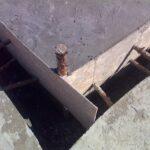 Фундамент камина 7