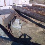 Фундамент камина 9