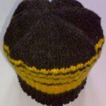 Вязанные шапочки из шерсти, новая коллекция